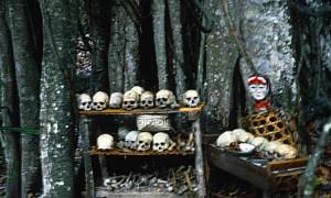 Bali Aga Friedhof