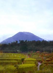 Bali Mount Agun