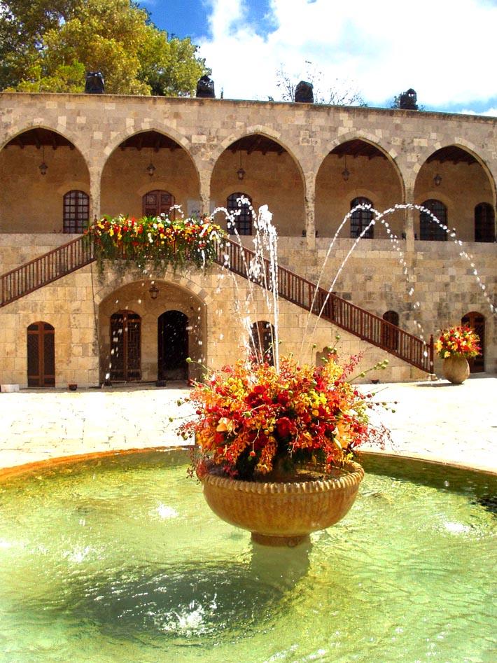 Beiteddine Palast