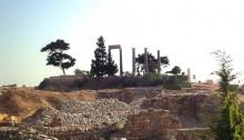 Byblos bei Beirut im Libanon