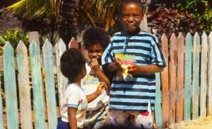 Kinder in Costa Rica