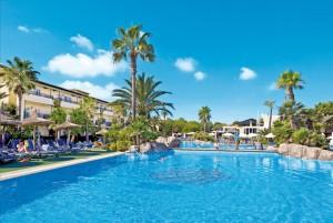 Poollandschaft des Hotel Eden Playa