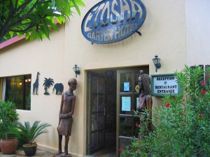 Namibia Etosha Garden Hotel