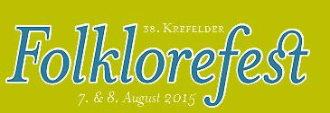 Folklorefest Initiative Krefeld