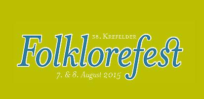 Folklorefest Krefeld 2015