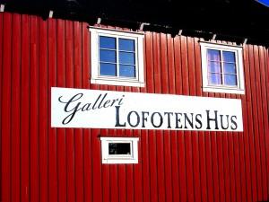 Galerie in Henningsvär