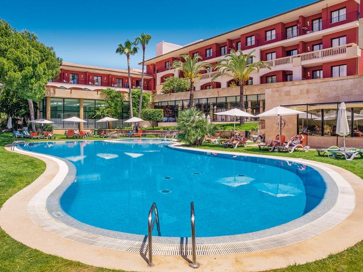 Hotel Illot Park Cala Ratjada Krefelder Reisen