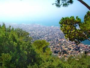 Jounieh im Libanon