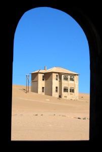 Kolmanskop Ruine