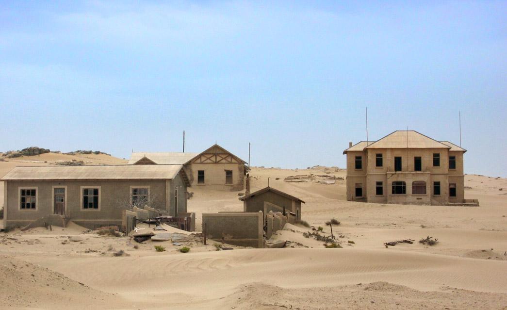 Kolmanskop Ruinen