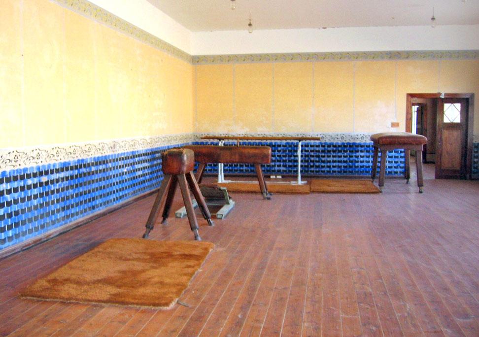 Kolmanskop Turnhalle