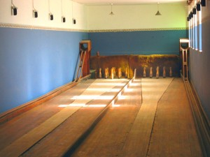 Kolmanskop Kegelbahn