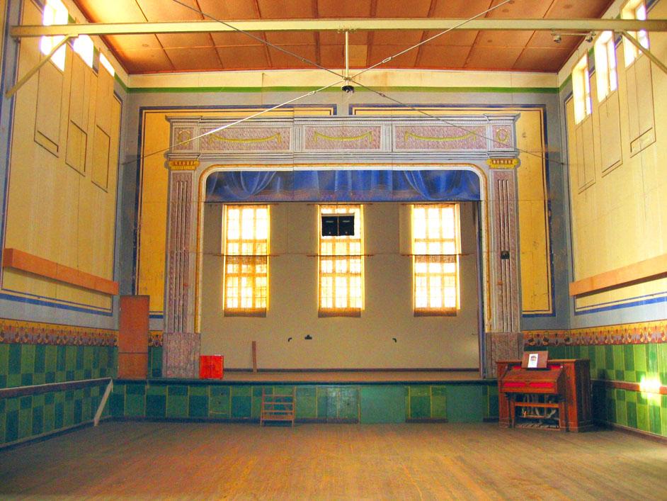 Kolmanskop Ballsaal