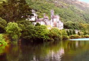 Kylmore Abbey Schloss