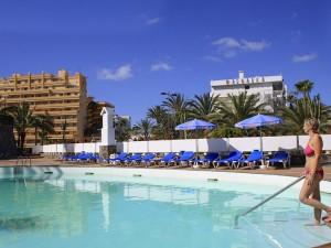 Poolside Hotel Betancuria Gran Canaria