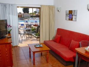 Hotel Santa Fe Appartement