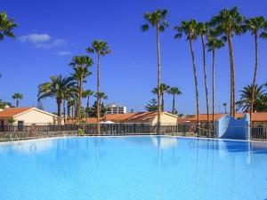 Hotel Santa Fe Poolbereich