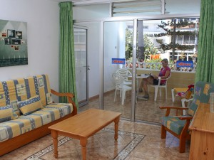 Hotel Sandra Apartement mit Loggia