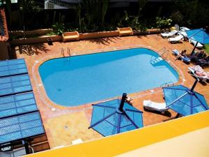 Hotel Belmonte Poolbereich
