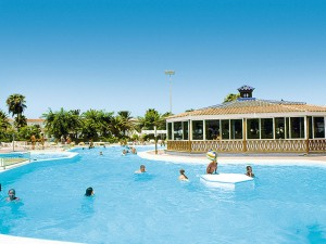 Hotel Duna Beach Poollandschaft