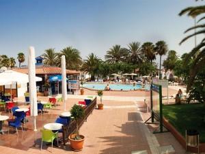 Hotelanlage Duna Beach Campo de Golf Gran Canaria