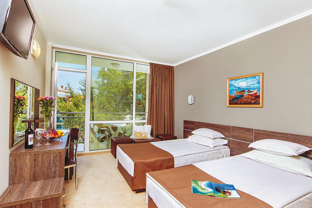 Lti Hotel Neptun Beach Sonnenstrand Bulgarien