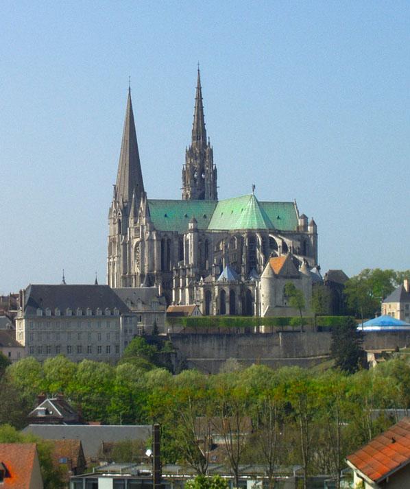 Kathedrale von Chartre