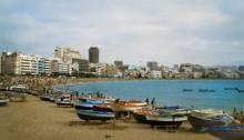 Gran Canaria Hauptstadt Las Palmas
