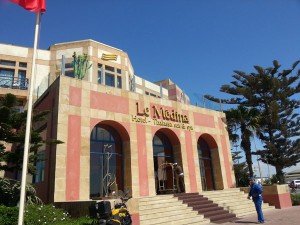 Hotel Le Medina Thalassa Sea & Spa in Essaouira