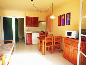 Hotel Las Brisas Appartement C Kitchenette