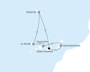 Rundreise Kanaren Madeira
