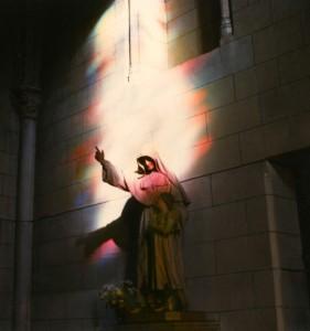 mystische Madonna