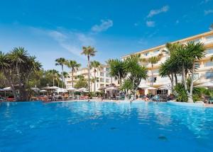 Hotel Mar Blau Pool