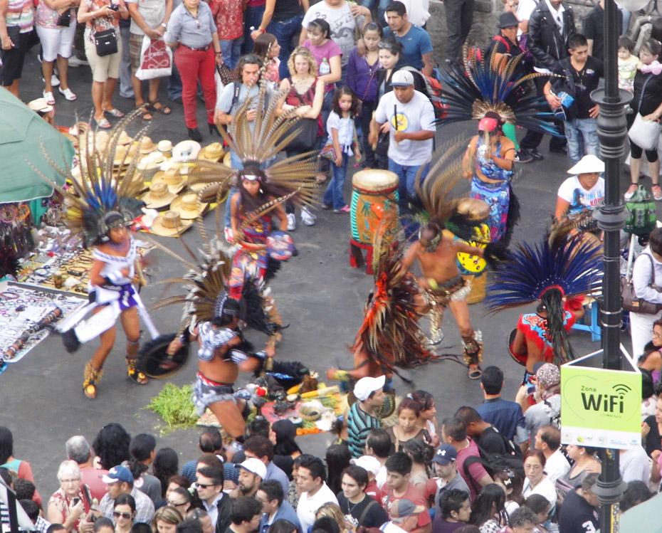 Mexico-Tanz