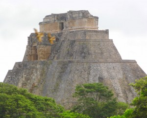 Mexico-Uxma