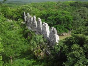 Mexico-Uxmal