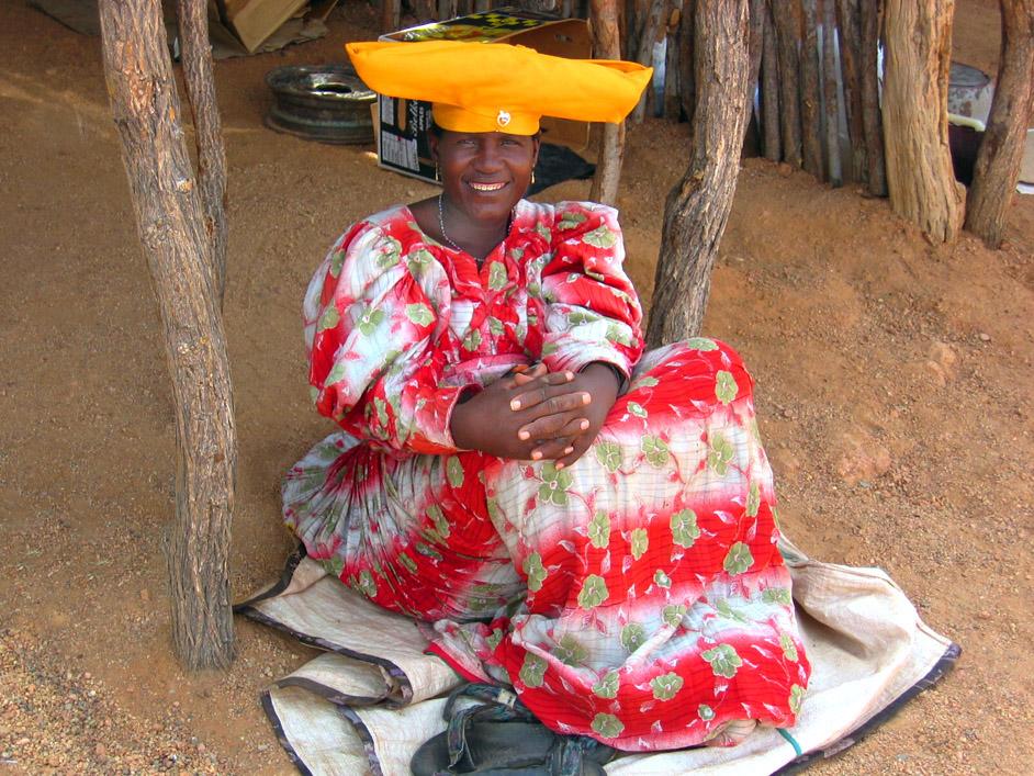 Namib Einwohner