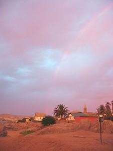 Namibia Eindruck wie auf dem Mars