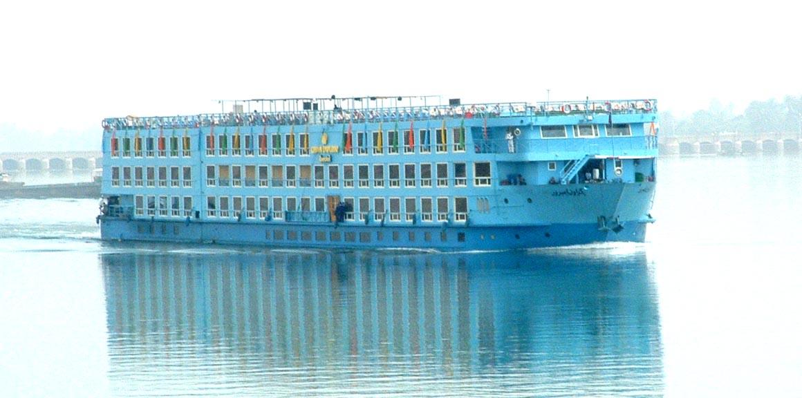 Nilkreuzfahrtschiff Iberotel Crown Emperor