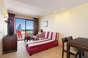 Zimmer im Hotel Orient Beach