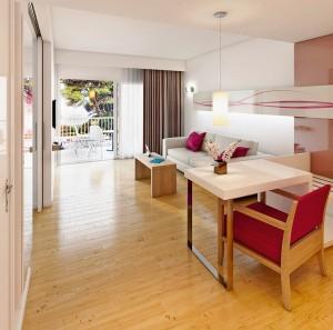 Doppelzimmer Hotel Orquidea