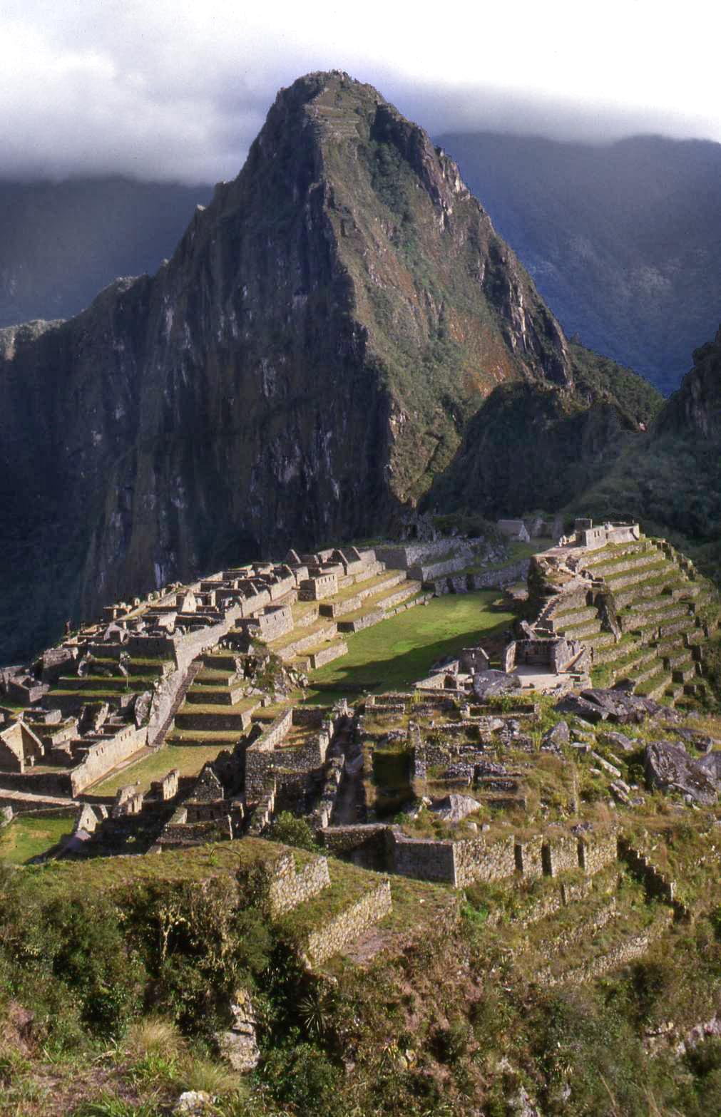 Peru Machupichu
