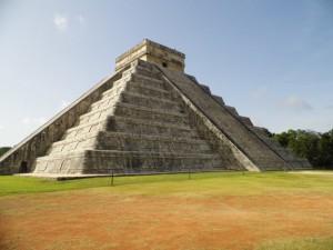 Pyramide von Chichen-Itzá