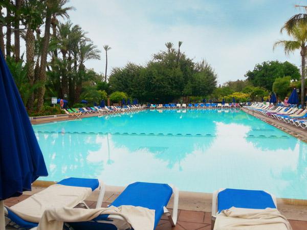 Riu Tikida Garden pool