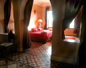 Suite im Hotel in Marrakesch