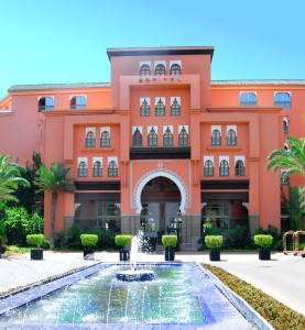 Hotel Sofitel Marrakech Palais Imperial*****