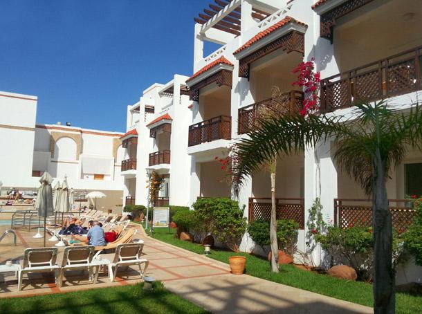 Hotel Timolay Agadir